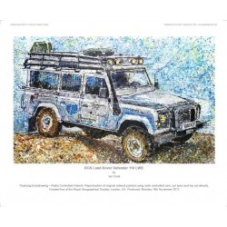 DEFENDER 110 by Ian Cook