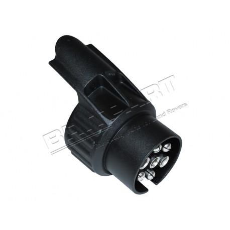 7 pins to 13 pins plug adaptator