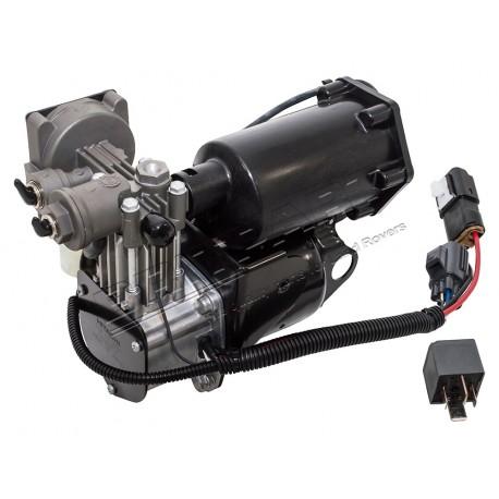 DISCOVERY 4 and RANGE ROVER SPORT air suspension compressor - HITACHI