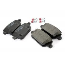 Plaquettes de frein arrière de Freelander 2 2.2 TD4 - MINTEX