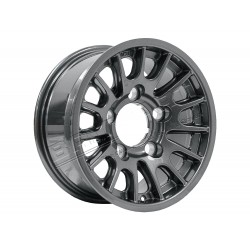 "Bowler 7.5 X 16"" Lightweight Wheels for DEFENDER - ANTHRACITE"