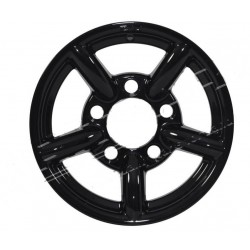 ZU wheel 7x16 - Black gloss