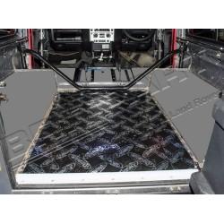 DEFENDER 90 rear tub floor deadening kit