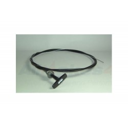 DISCOVERY 1 and RRC bonnet release cable