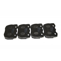 BRAKE PADS FRONT FOR DISCOVERY 300 TDI/V8 and DEFENDER 90 D/TD - MINTEX