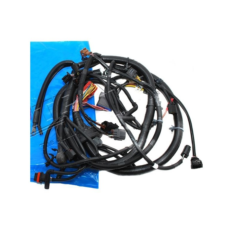 Engine Wiring Loom Harness Defender Td5 Without Air Con