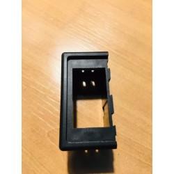 Cadre de montage d'extrémité d'interrupteur 0-780-61