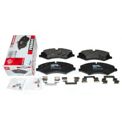 DISCOVERY 4, RANGE ROVER SPORT, L405 front brakes pads - FERODO