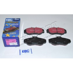 DISCOVERY 2 - RANGE ROVER P38  front brake pads - EBC