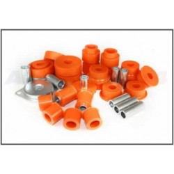 Kit POLYBUSH DYNAMIC ORANGE pour DEFENDER 1994-2002