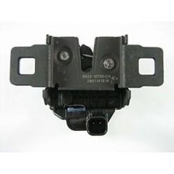Verrouillage capot moteur et contacteur alarme capot