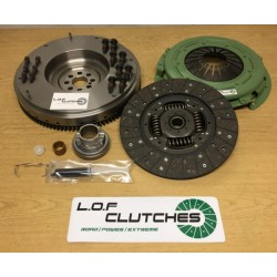 DEFENDER and DISCOVERY TD5 clutch kit - LOF CLUTCHES