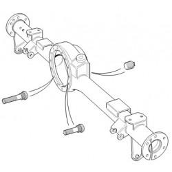 DEFENDER axle ROVER type case - GENUINE