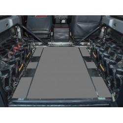 DEFENDER 90 TD4 SW rear wheel arches sound deadening kit