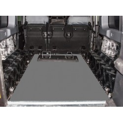 DEFENDER 110 TD4 SW rear wheel arches sound deadening kit