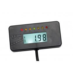 TERRATRIP remote display