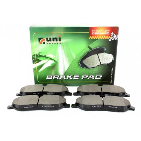 FRONT BRAKE PADS SET FOR DISCOVERY 3 AND RRS 2.7TDV6/V8 - MINTEX