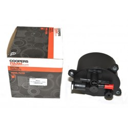 FREELANDER 2, EVOQUE and DISCOVERY SPORT 2.2 TD4-SD4 fuel filter - COOPERS