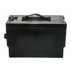Black waterproof box