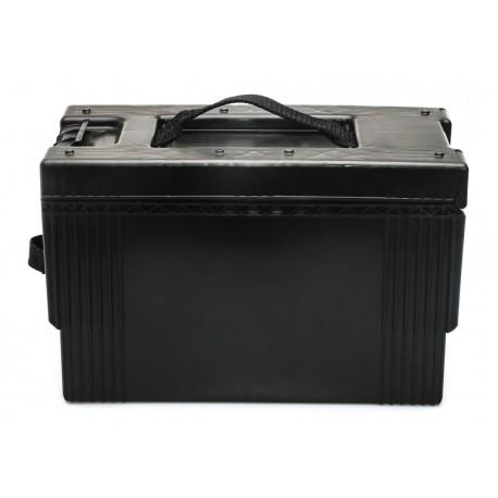 Black waterproof box