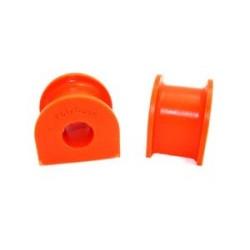 POLYBUSH DEFENDER 90 TD5-TD4 rear roll bar - Dynamic orange