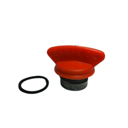 V8 Oil filler cap + washer