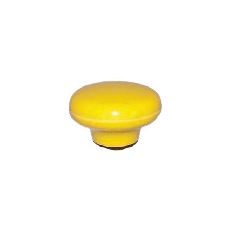 Pommeau jaune pour levier de vitesses courtes LR88/109 S2 et S3