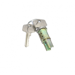 Barillet serrure hayon - RRc + 2 clefs