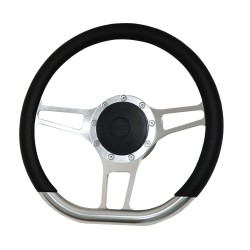 """Bedrock"" steering wheel 13.5 inches"