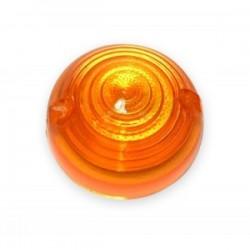 Cabochon de feux Orange ( clignotant) ancien modèle