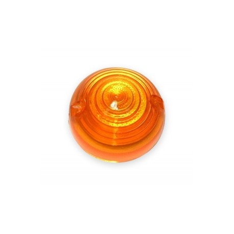 Amber lens - old generation