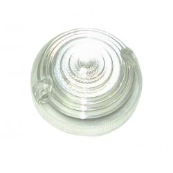 Cabochon de feux blanc ( veilleuse) - ancien modè
