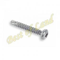 Screws 3,5mm x 19mm - set of 10 units