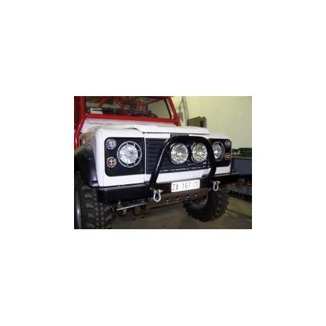 RAPTOR 4X4 A BAR FOR DEFENDER WITHOUT AIR CONDITIONING