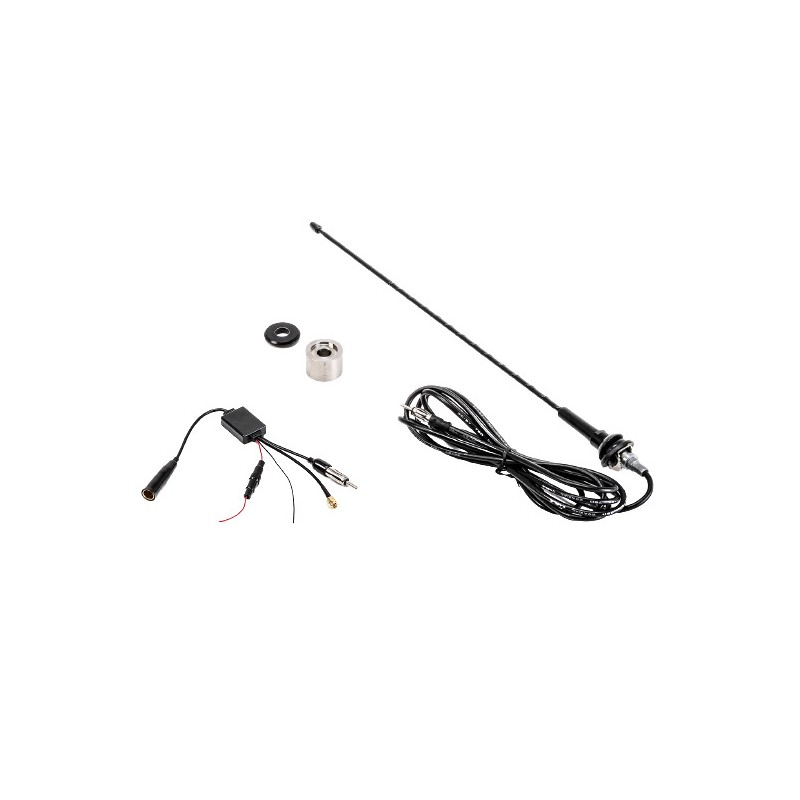 Caoutchouc Antenne Flexible Land rover Defender