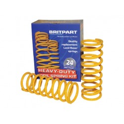 +5cm lift rear 110/130 Yellow Performance springs