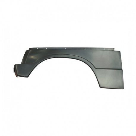 RANGE ROVER CLASSIC ABS front outer plastic wing panel - LH - Damaged part