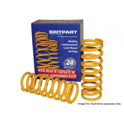 +4cm lift yellow performance springs