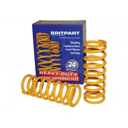 +5cm lift HD yellow Performance springs