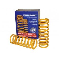 +5cm lift HD yellow Performance springs