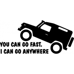 Autocollant Land Rover 4x4 logo
